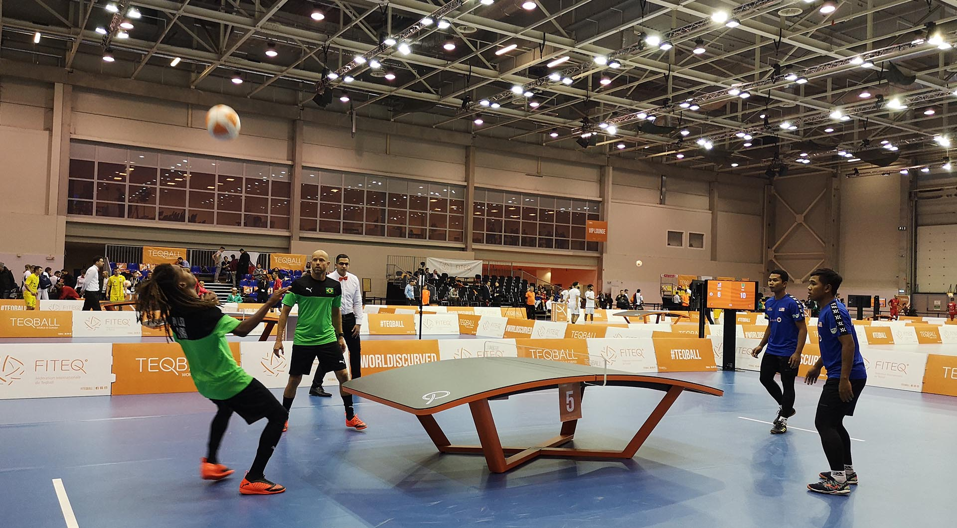 TEQBALL WORLD CUP